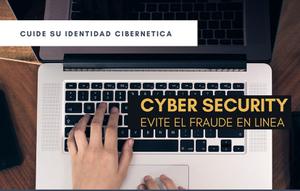thumbnails Cyber security Alerts - Evite el fraude en linea