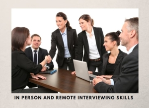 thumbnails In Person and Remote Interviewing Skills