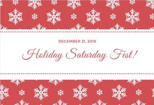 thumbnails Holiday Saturday Fest