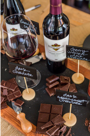 thumbnails Chocolates, Cheese & Wine Networking Event