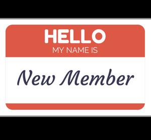 thumbnails New Member Orientation:
