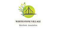 Whitestone Village Merchant Association logo