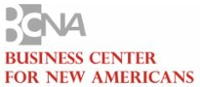 BCNA Business Center for New Americans logo