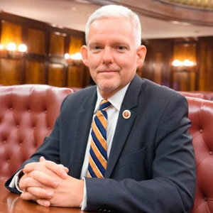 Jimmy Van Bramer (New York City Council Member at District 26)