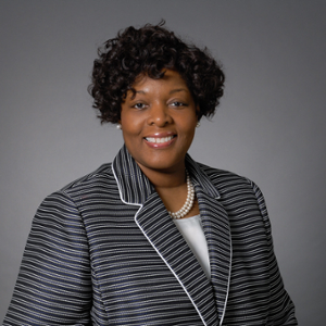 Sharika Gordon (Vice President,Human Resources, St. John's Episcopal)