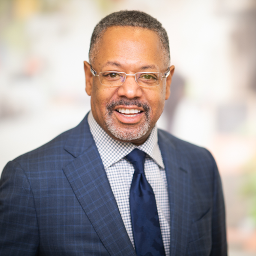 Quentin Braithwaite (Senior Vice President, Strategic Engagement, Director of McKissack & McKissack (The New Terminal One Project Management Office))