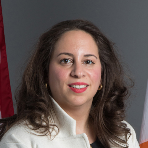Melanie LaRocca (Commissioner at NYC DOB)