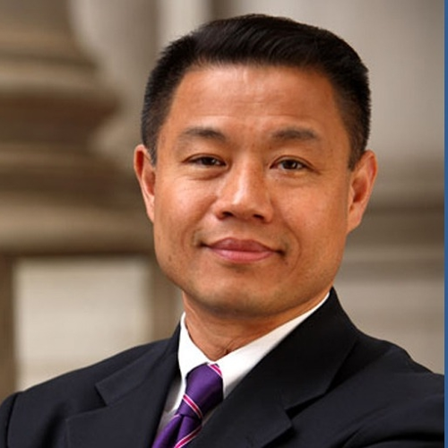 Senator John C. Liu (Senator at New York State Senate)